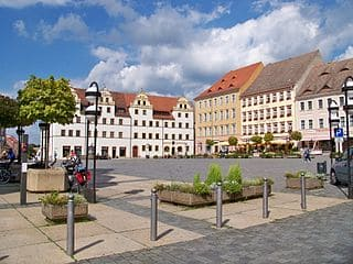 Torgau-Marktplatz