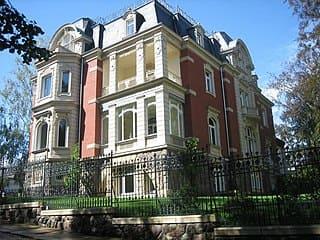 Crimmitschau-Villa