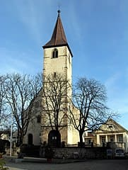 Grabmal in Müllheim