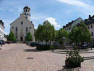 Auerbach-Vogtland-Steinmetz-Grabsteine-Friedhof