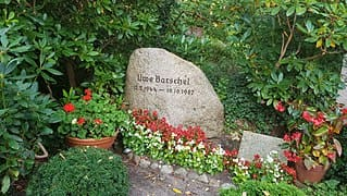 Mölln-Grabstein