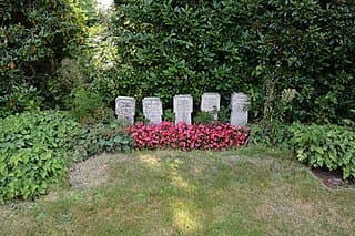 Rellingen-Friedhof-Grab