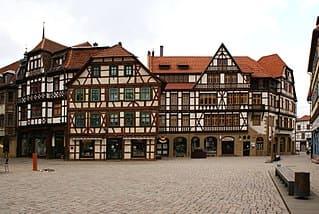 Schmalkalden-Häuser