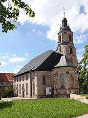 Schleusingen-Johanniskirche