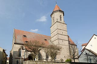 Grabmale in Gunzenhausen