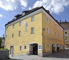 Steinmetz in Vilshofen