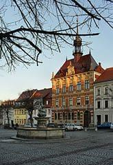 Frohburg-Rathaus-Rathaus