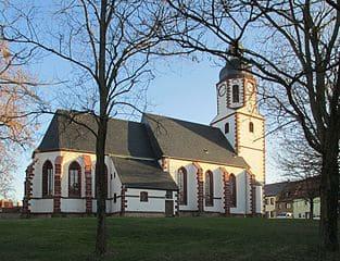 Frohburg-Kirche