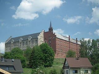Stollberg-Gefängnis