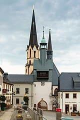 Burgstädt-Türme