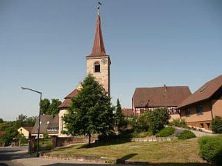 Grabmal in Wendelstein
