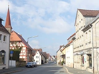 Steinmetz in Eckental