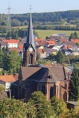 Merchweiler-Kirche