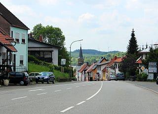 Freisen-Kreuz