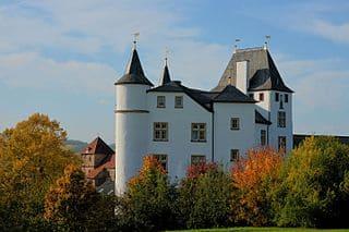 Perl-Schloss