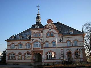 Hermsdorf-Rathaus