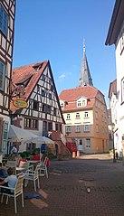 Steinmetz in Eberbach