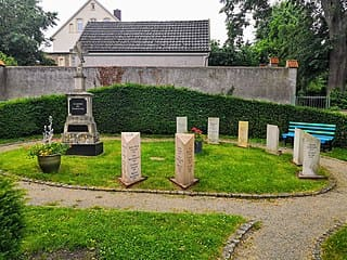 Herford-Friedhof-Grabfeld