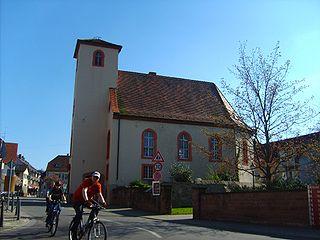 Grabmal Sandhausen
