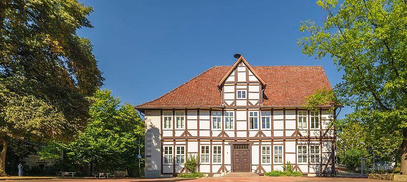 Grabsteine in Barsinghausen
