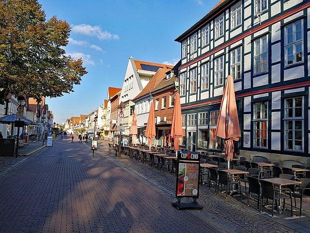 Grabsteine in Nienburg/Weser