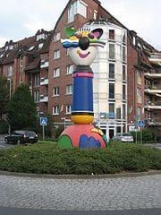 Grevenbroich-Statue
