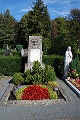 Hürth-Friedhof-Grab