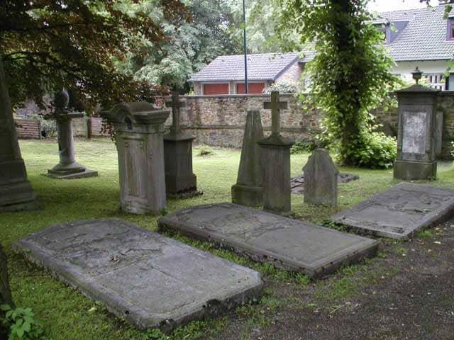 Stolberg-Kupfermeisterfriedhof