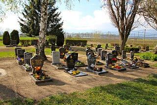 schöne günstige Grabsteine in Südliches Anhalt Steinmetz Urnengrab Einzelgrab Doppelgrabstein schöne Grabmäler