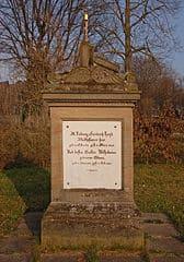 Markgröningen-Grabmal