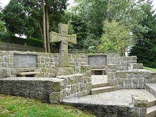 Langenau-Denkmal