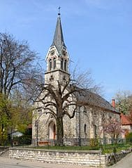 Grenzach-Wyhlen-Friedenskirche