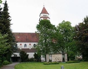Meckenbeuren-Kirche
