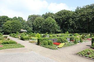 Borken-friedhof