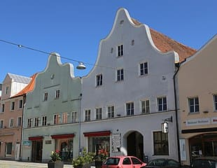 Steinmetz in Vilsbiburg