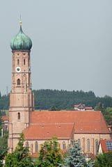 Grabmal in Vilsbiburg