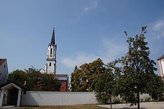 Grabmal aus Gaimersheim