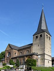 Niederkassel-Kirche