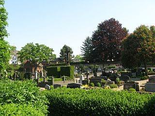 Niederkassel-Friedhof