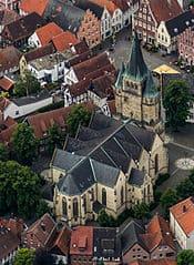 Warendorf-Kirche
