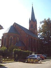 Wolmirstedt-Kirche