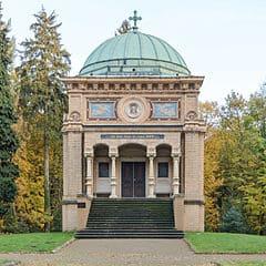 Tangerhütte-Mausoleum