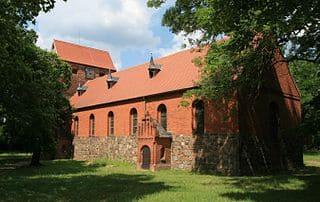 Tangerhütte-Kirche