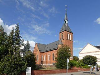 Gommern-Kirche