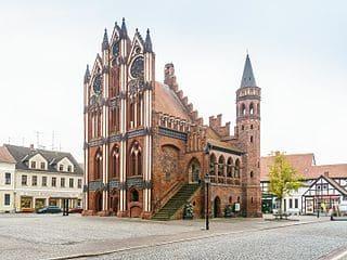 Tangermünde-Rathaus