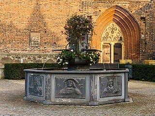 Tangermünde-stadtbrunnen