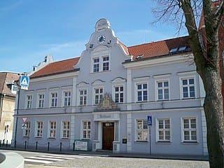 Klötze-Rathaus