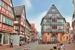 Miltenberg-Marktplatz