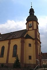 Elsenfeld-Kirche