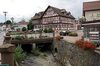 Steinmetz in Ober-Ramstadt